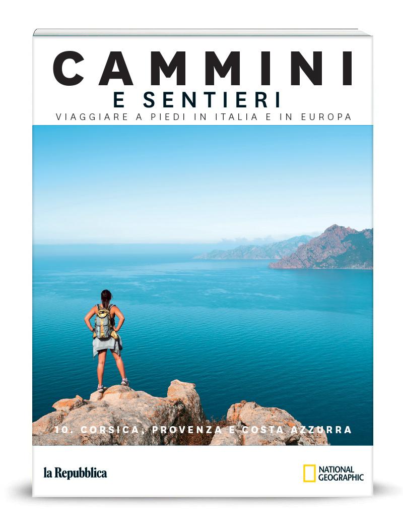 Vol.10: Corsica, Provenza e Costa Azzurra